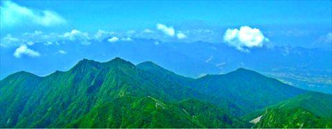八ヶ岳から臨む世界
