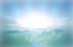 愛(みなもと)を感じる。光が満ちる。