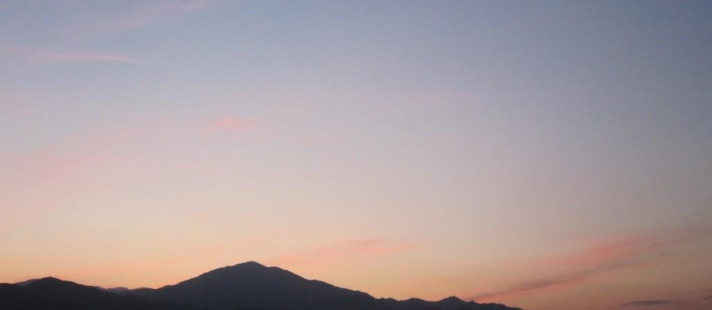 空のような心